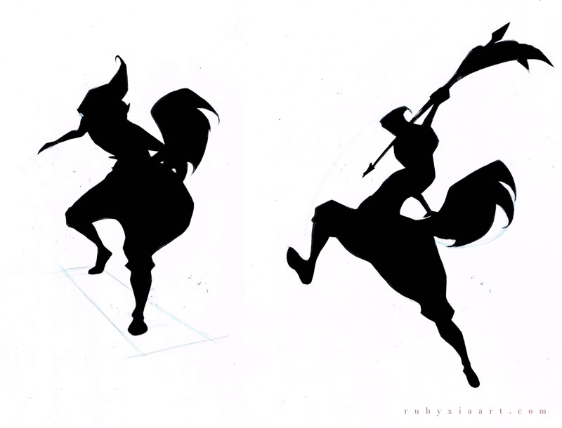 Sheridan_Animation_Portfolio_Ruby_Xia_Character_Poses_Silhouette
