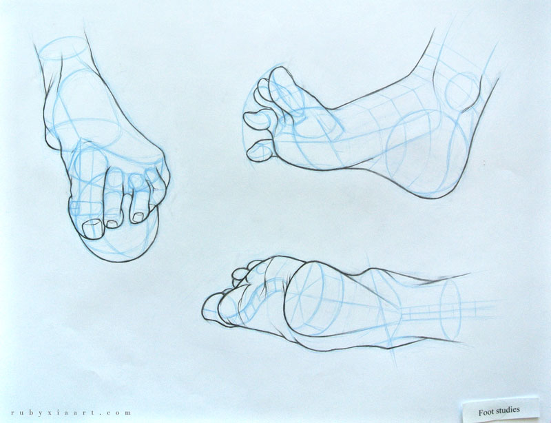 Force Character Design From Life Drawing By Mike Mattesi : Accepted to sheridan animation ruby xia
