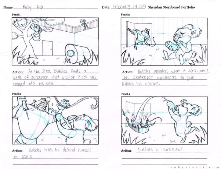 Sheridan_Animation_Portfolio_Ruby_Xia_Storyboard